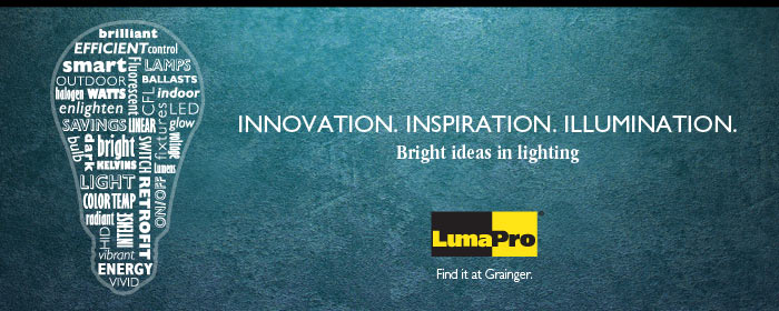 LumaPro Bright Ideas