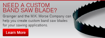 Need a Custom Band Saw Blade?