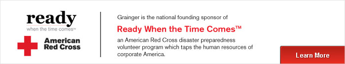 American Red Cross - Ready When The Time Comes
