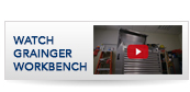 So Many Choices… Learn Which Tool Storage Option is Right for You! Watch Grainger Workbench Video.