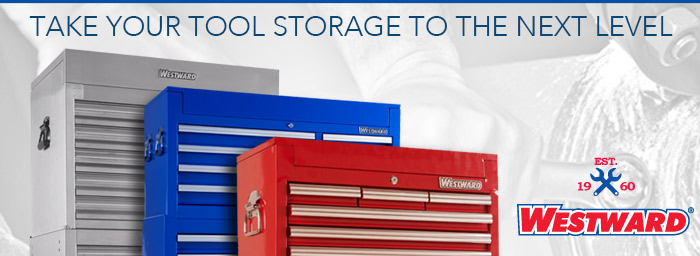 Take your Tool Storage to the Next Level - Westward