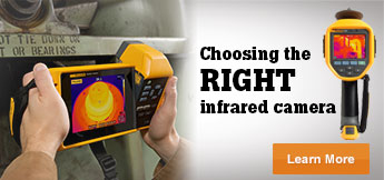 Choose the right infared camera