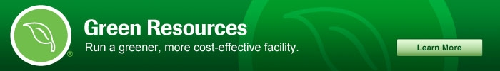 Green Resources - Run a greener, more cost-effective facility.