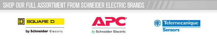 Shop our full assortment from Schneider Electric Brands
