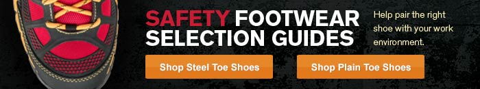 Safety Footwear Selection Guides.