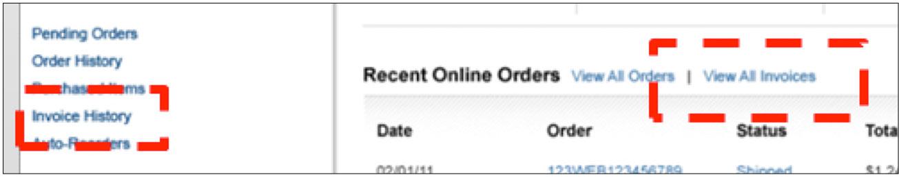 Invoices Online - Grainger Industrial Supply