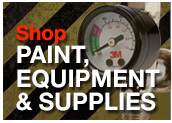Shop Paint, Equipment & Supplies