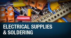 Electrical Supplies and Soldering