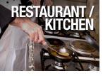 Restaurant and Kitchen