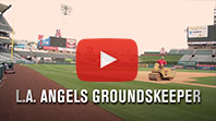 L.A. Angels Groundskeeper