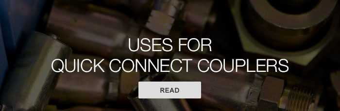 Uses for quick connect couplers