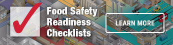 Food Safety Readiness Checklists