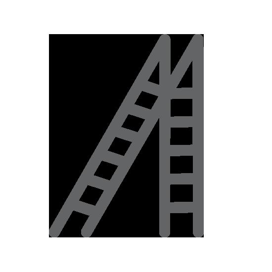 90° Ladder