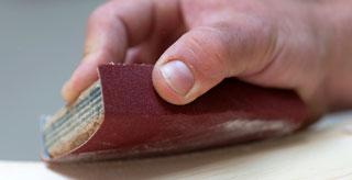 Sandpaper Guide: Grit & Grade