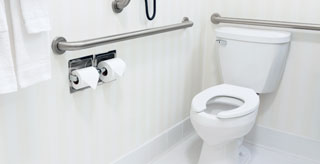 Plumbing Needs for the ADA Bathroom Requirements