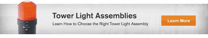 Learn How to Choose the Right Tower Light Assembly - Learn More