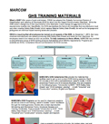 Training Materials from Marcom