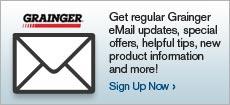 Grainger Email SignUp