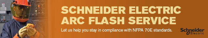 Schneider Electric Arc Flash Service