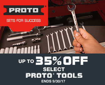 Up To 35% OFF Select PROTO TOOLS