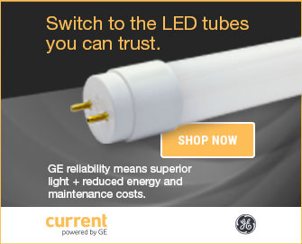 Switch to the LED tubes you can trust - GE reliability means superior light plus reduce energy and maintenance costs.