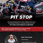 Pit Crew Infographic