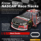 Racetrack Infographic
