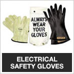 Electrical Safety Gloves: Inspection and Classification