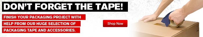 Packaging Tape and Accessories - Shop Now