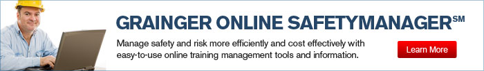 Grainger Online Safety Manager - Learn More