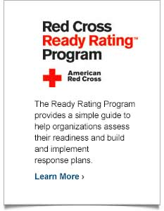 American Red Cross Volunteer Program