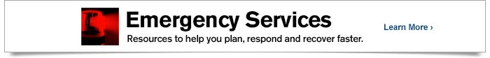 Learn More - Emergency Services