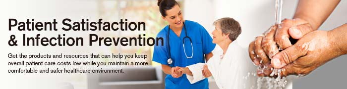 Patient Satisfaction & Infection Prevention