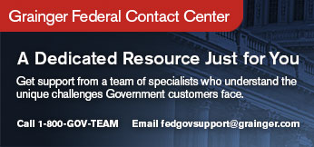 Grainger federal Contact Center