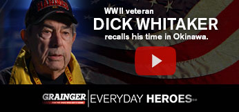 Military Heroes Whitaker Video