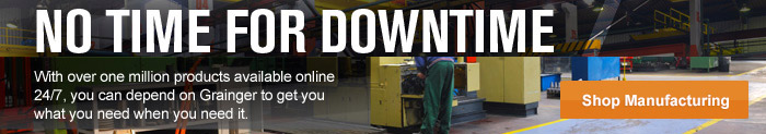 No time for downtime - Shop Manufacturing
