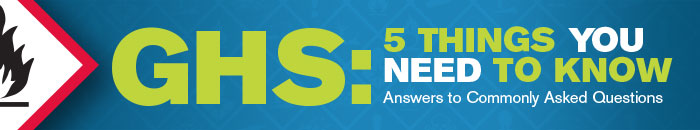 GHS: 5 Things You Need To Know FAQ
