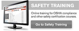 Go to Safety Training