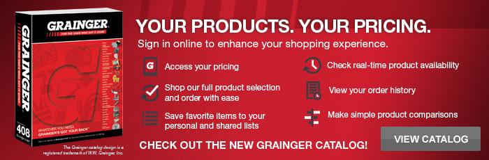 The New Grainger Catalog Is Here