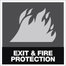 Exit & Fire Protection