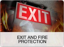 Exit and Fire Protection
