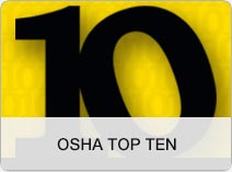 OSHA Top Ten
