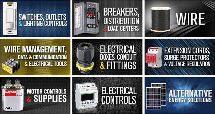 Electrical Supplies And Materials Photos