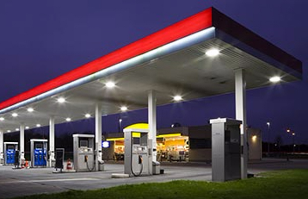 Gas Station Retrofit Lights the Way to Energy Savings & Property Lighting Retrofit Pays Offu2014Grainger Industrial Supply