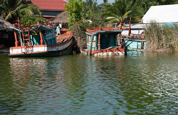 Natural Disasters and Supply Chain—The View from Key West