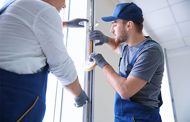 Types of Door Weatherstripping and Thresholds