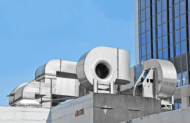 Industrial Building Ventiltors : Roof vent types choosing the right rooftop ventilator