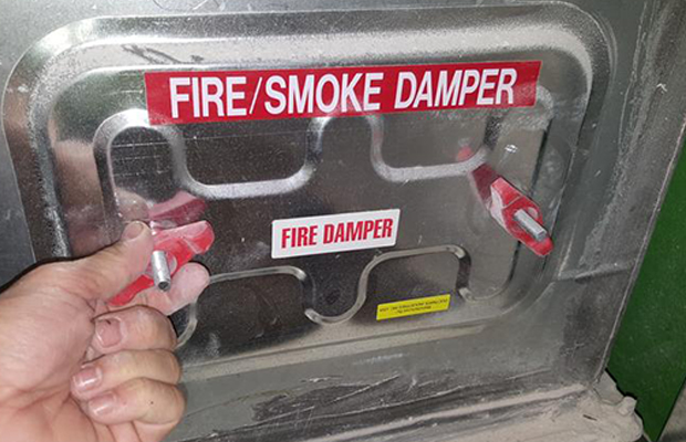 Concerns Rise Over Malfunctioning Fire and Smoke Dampers in Hospitals