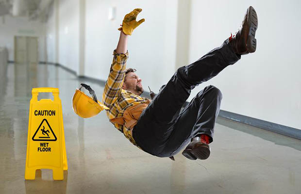 How Slip-Resistant Flooring Can Improve Fall Protection
