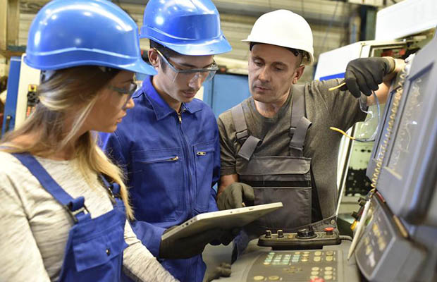 Top Five Digital Transformation Trends in Manufacturing